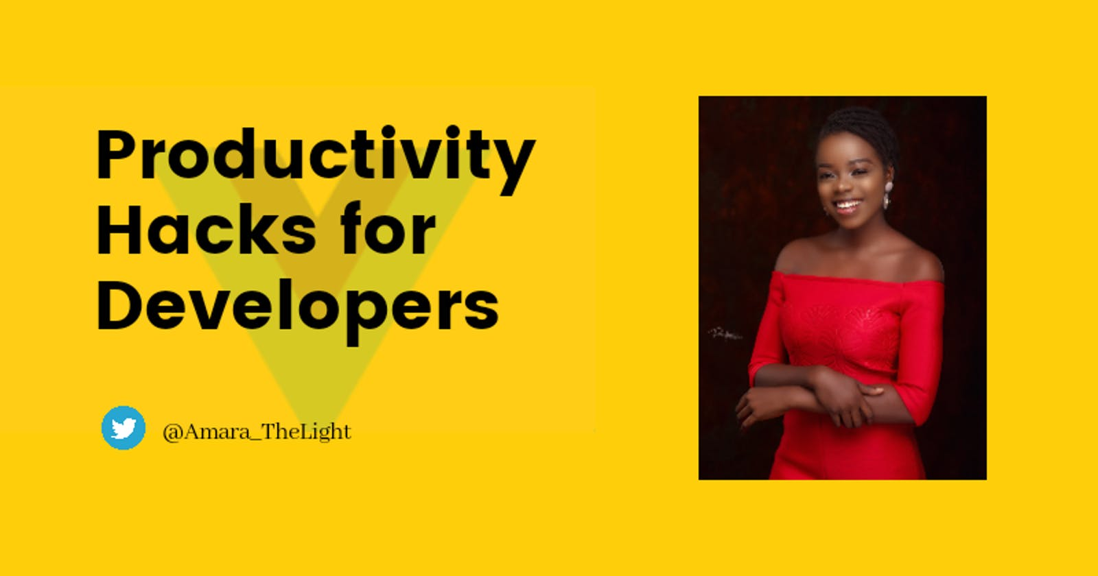 Productivity Hacks for Developers