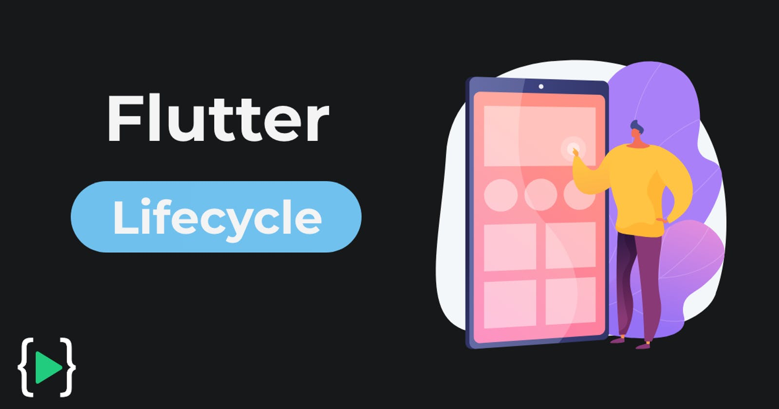 Flutter Application LifeCycle