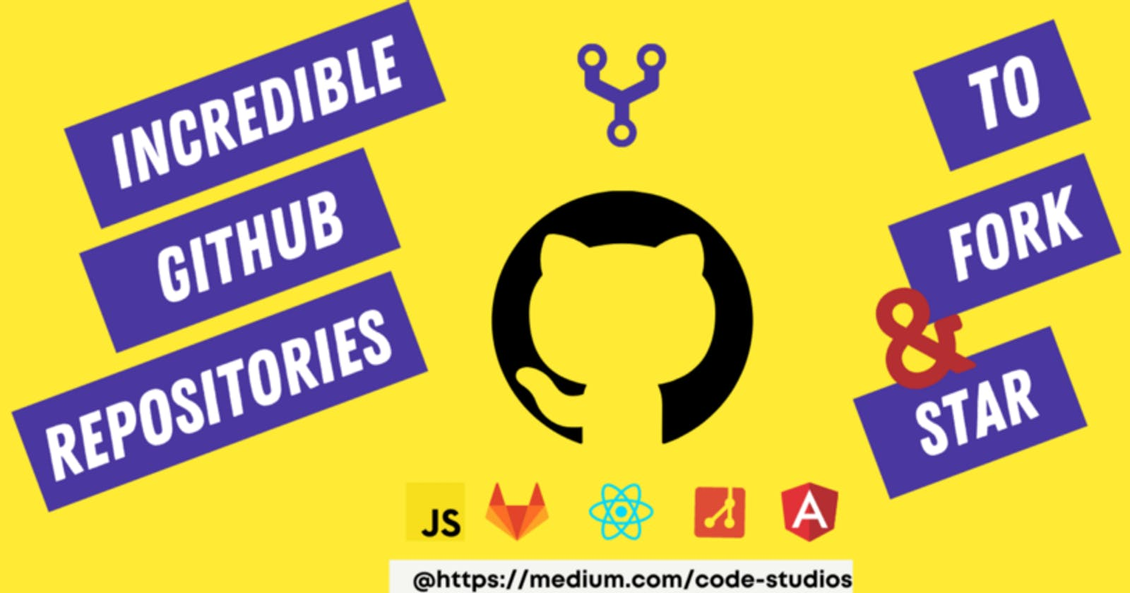 Most Starred Github Repositories [For Students and Developers]