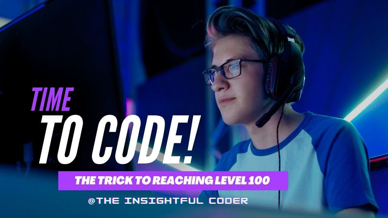 The Insightful Coder: Time to Code