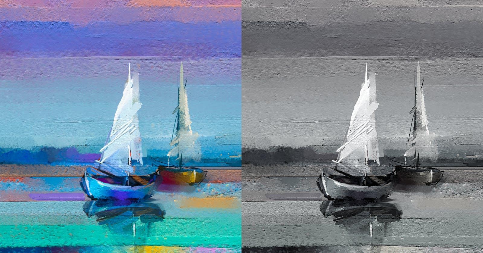 Image Editor using CamanJS
