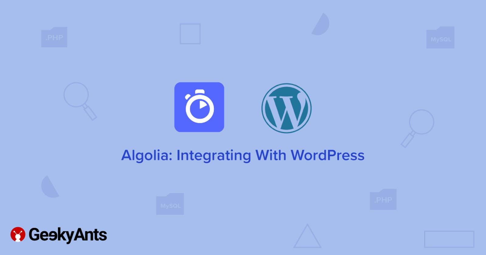 Algolia: Integrating With WordPress