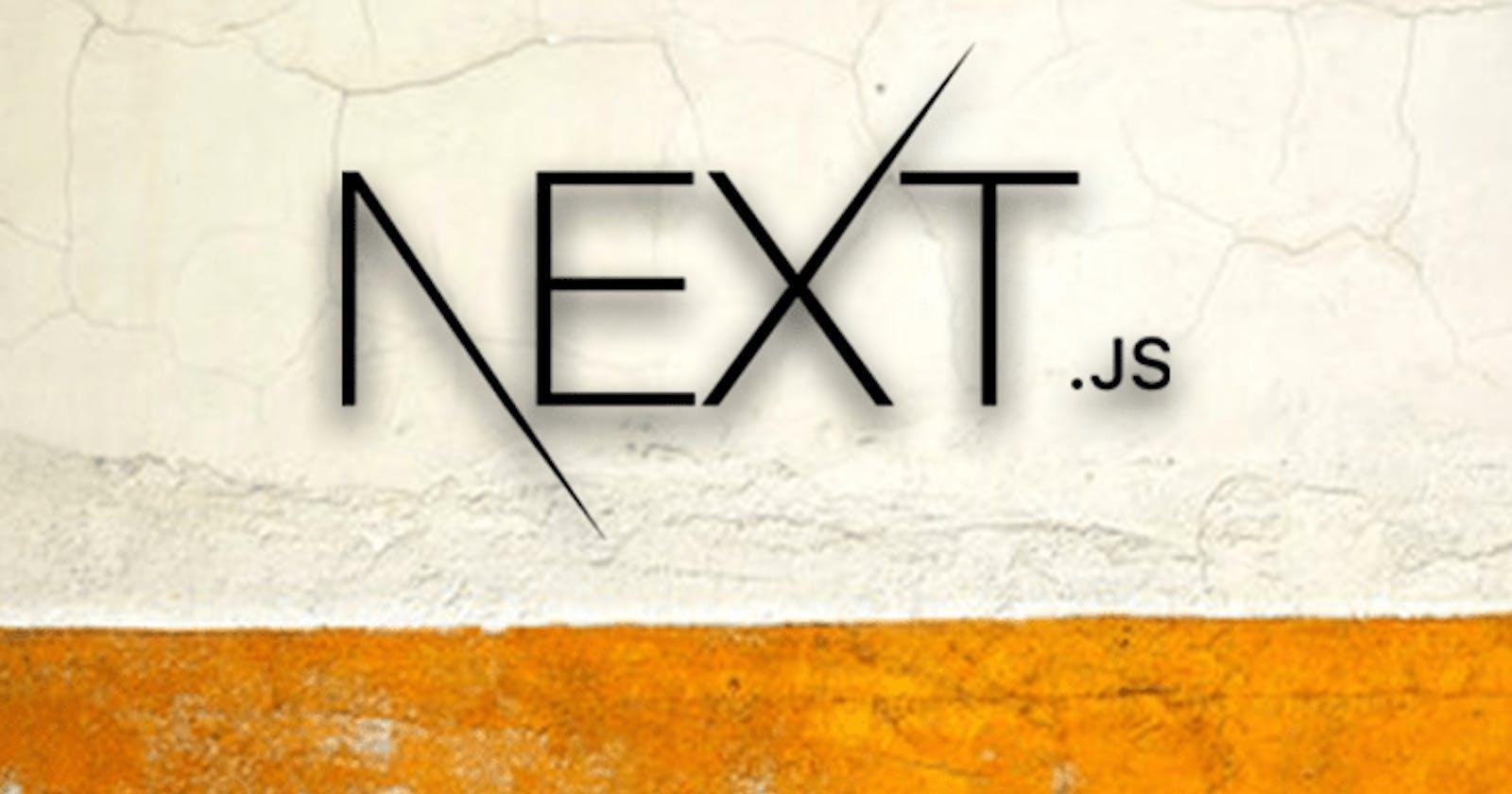 Incremental Static Regeneration with Next.js