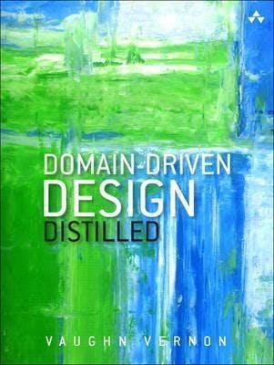 Domain-Driven Design Distilled - book cover