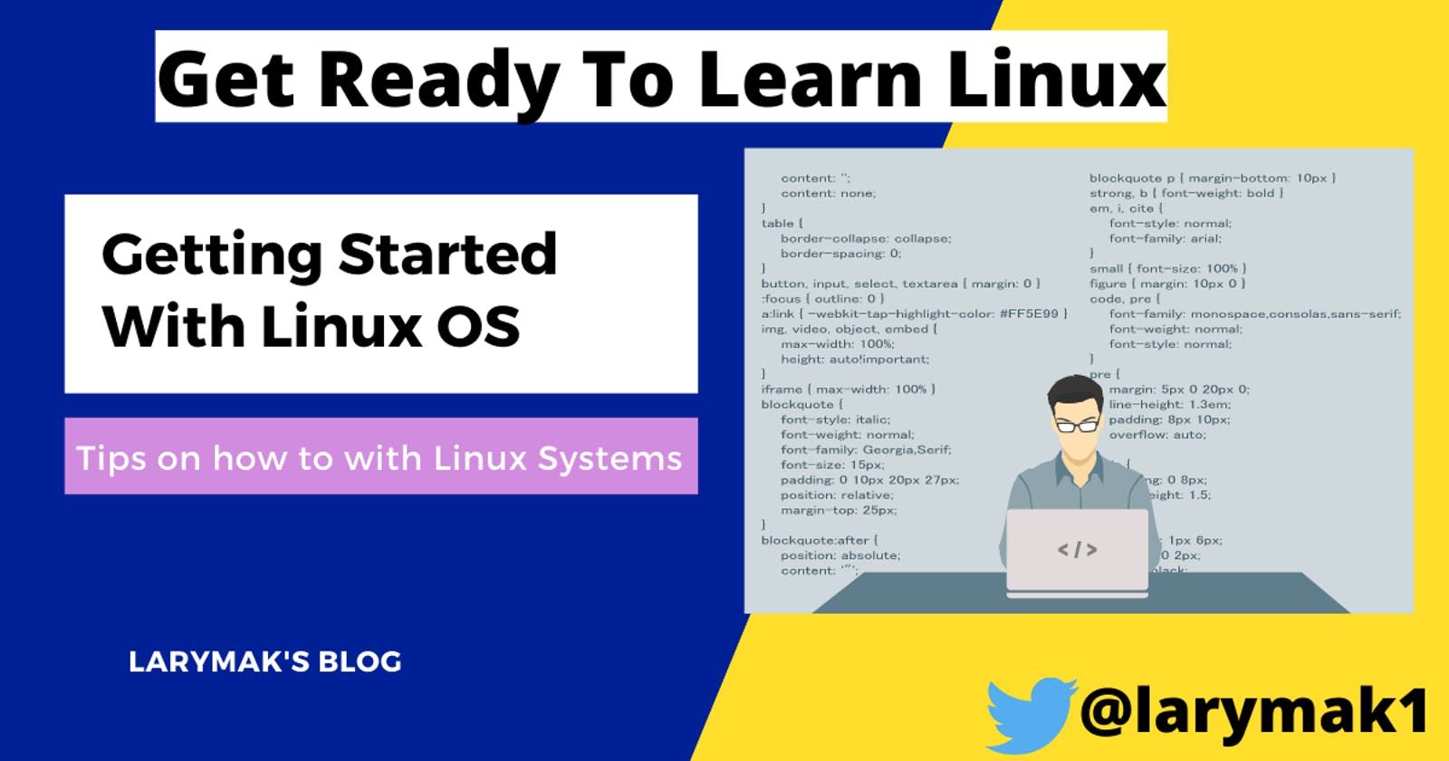 Why You Should Learn Linux - (Getting set for Linux)
