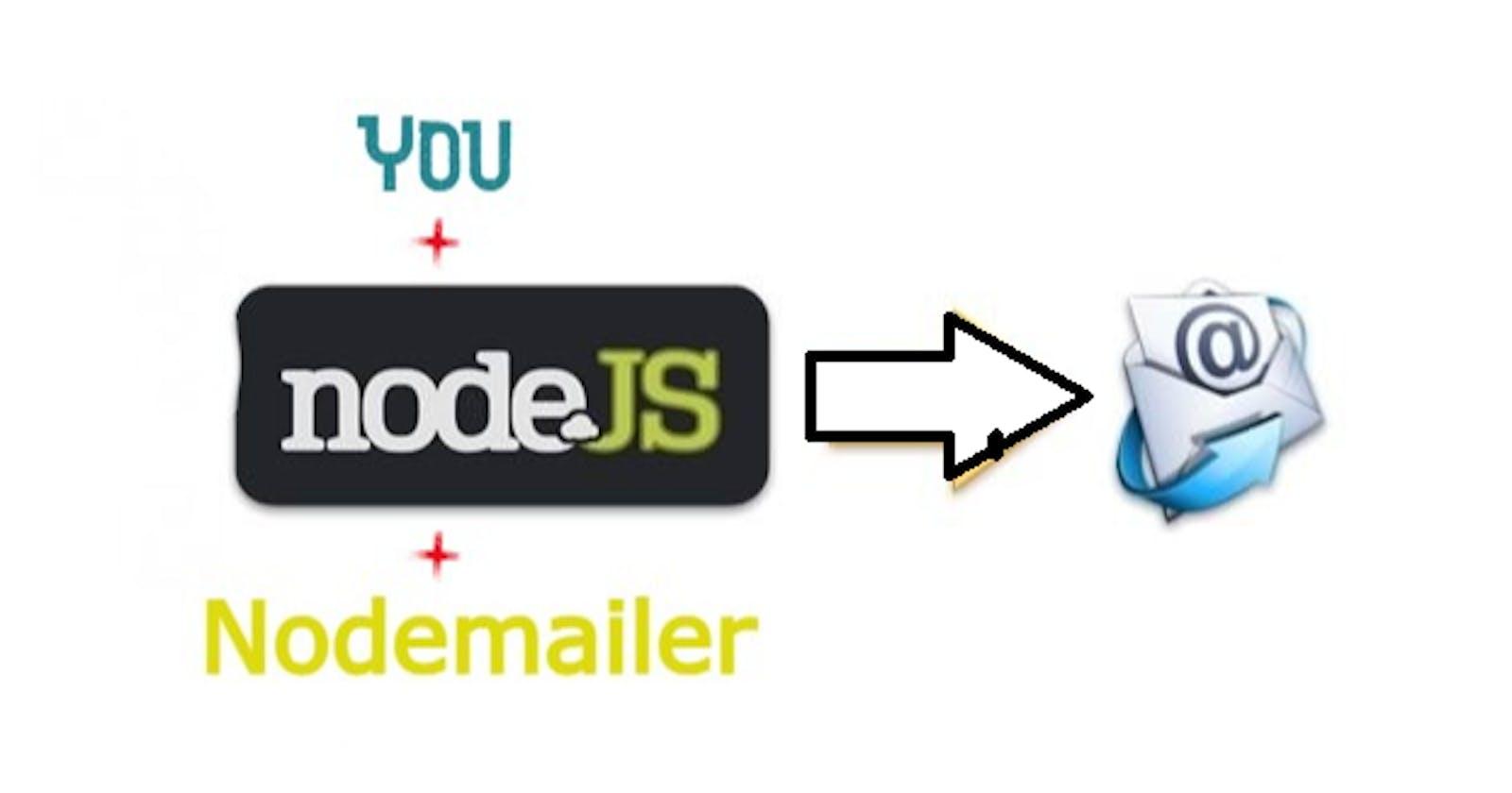 Setup a mailing service using NodeJS in 5 minutes