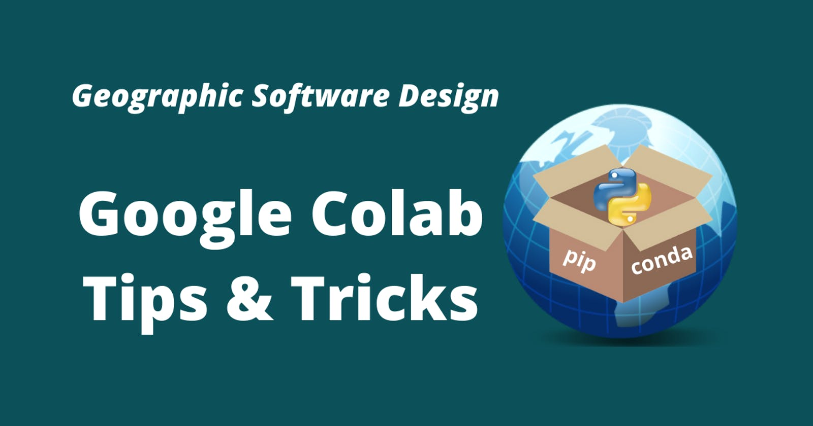 Google Colab Tips and Tricks