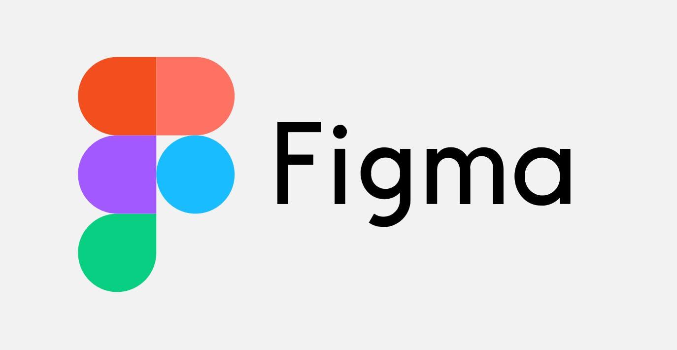 Logo for design tool Figma