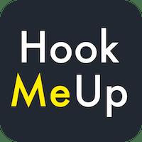 Final logo HookMeUp app