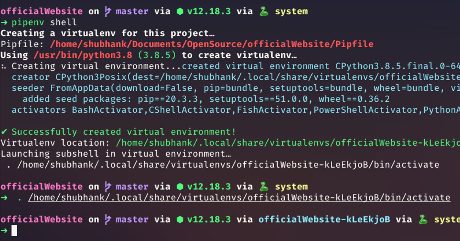ZSH - Your terminal on steroids!