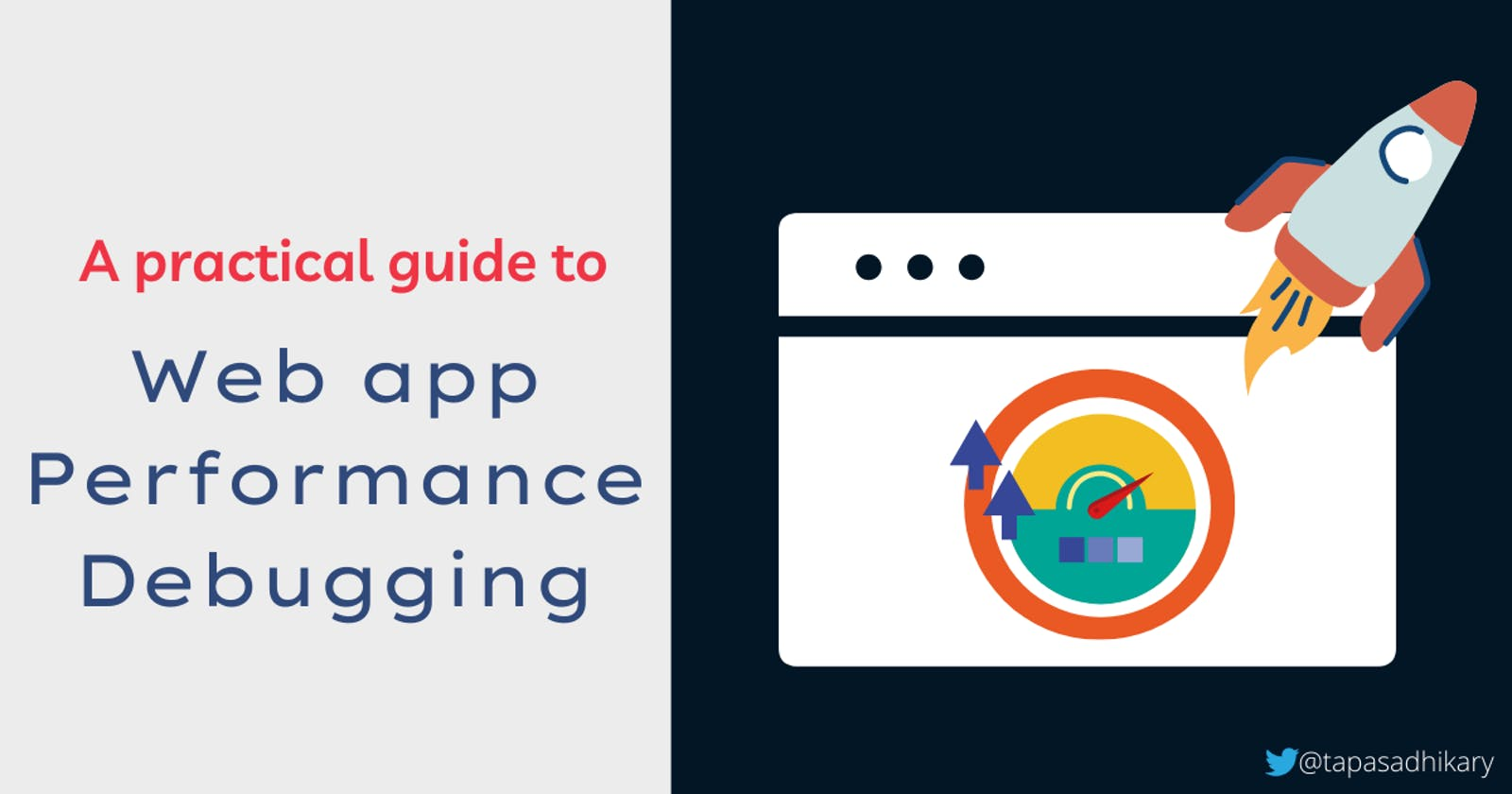 A practical guide to web app performance debugging