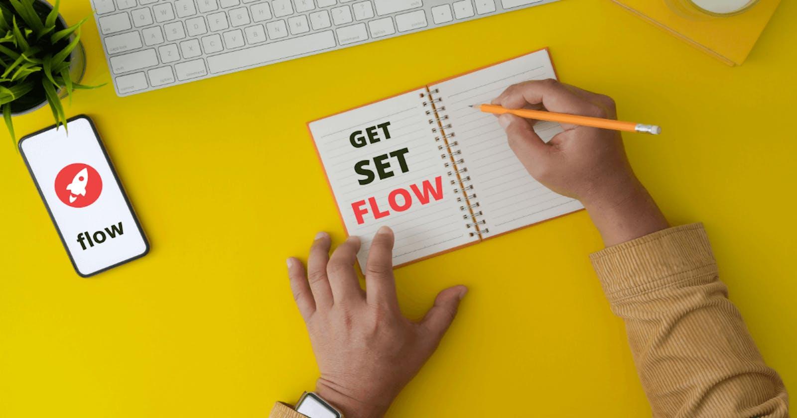 Introducing Flow - The Minimalist Productivity App