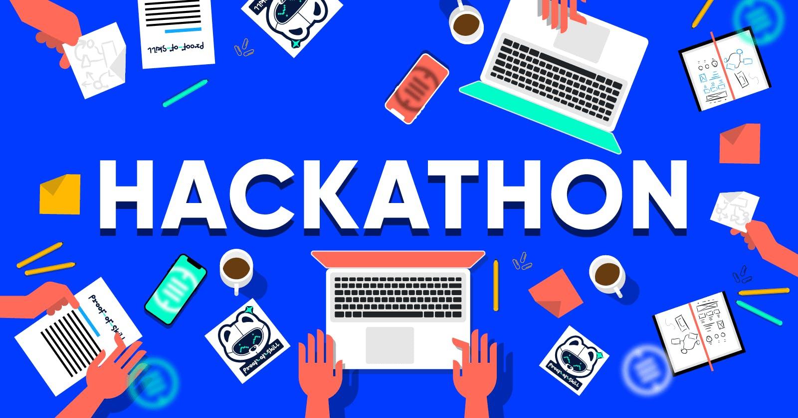 This Hashnode Hackathon gave me my next startup Idea