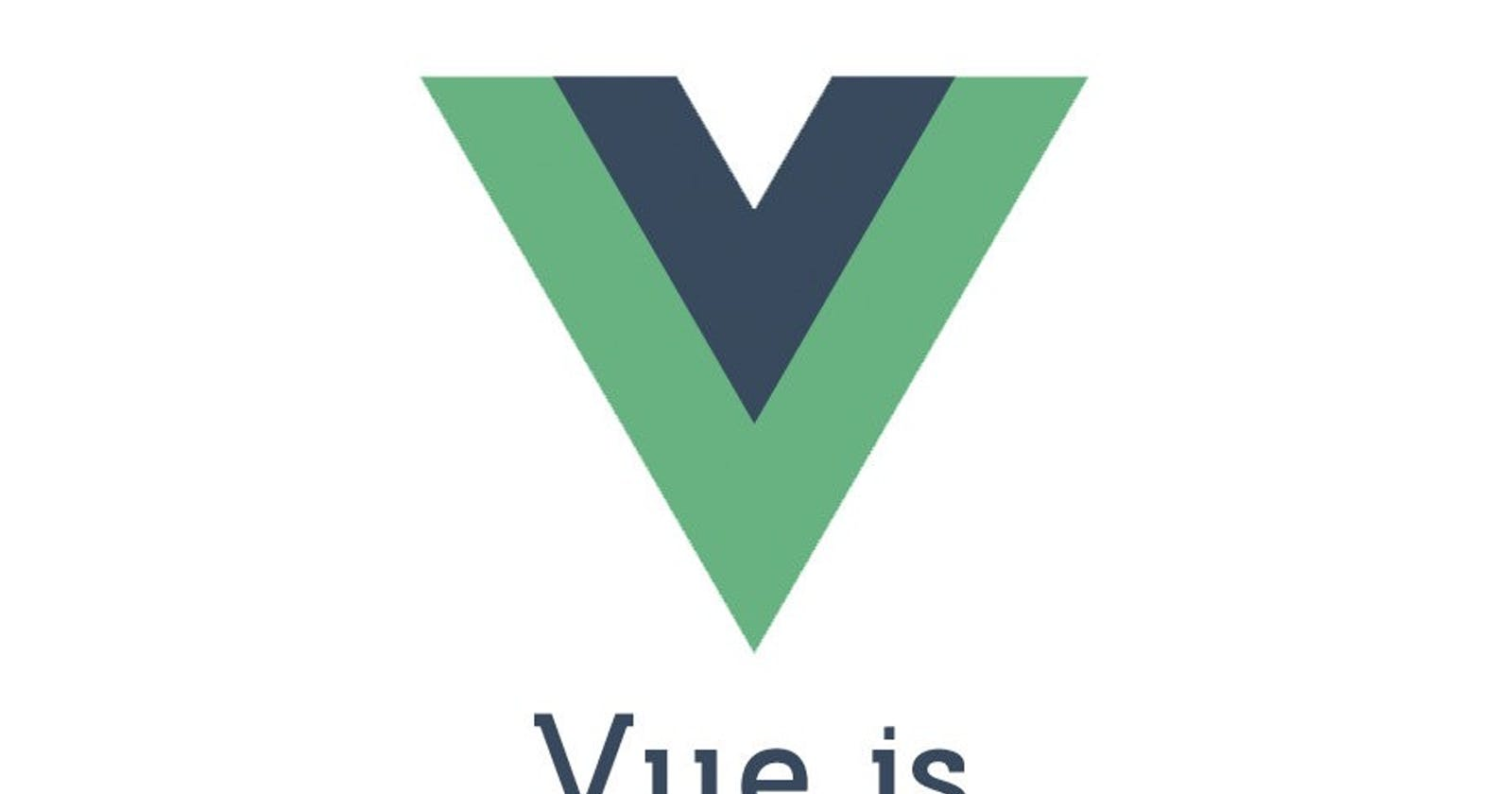 Vue Part 2 - Template Syntax and For loops