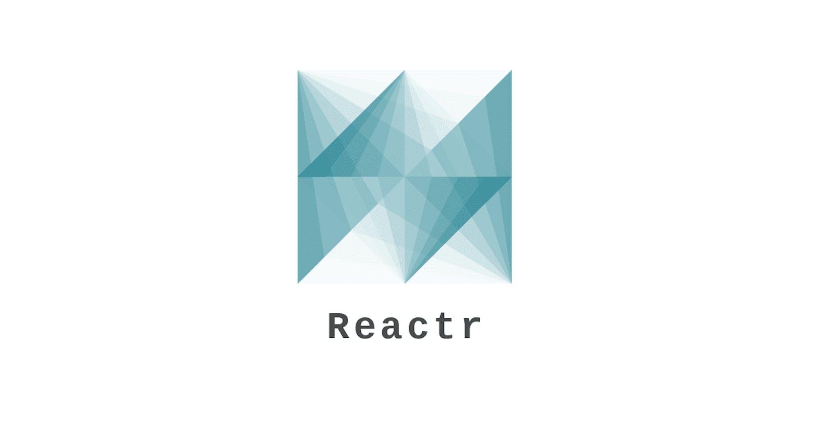Introducing Reactr, the next generation function scheduler