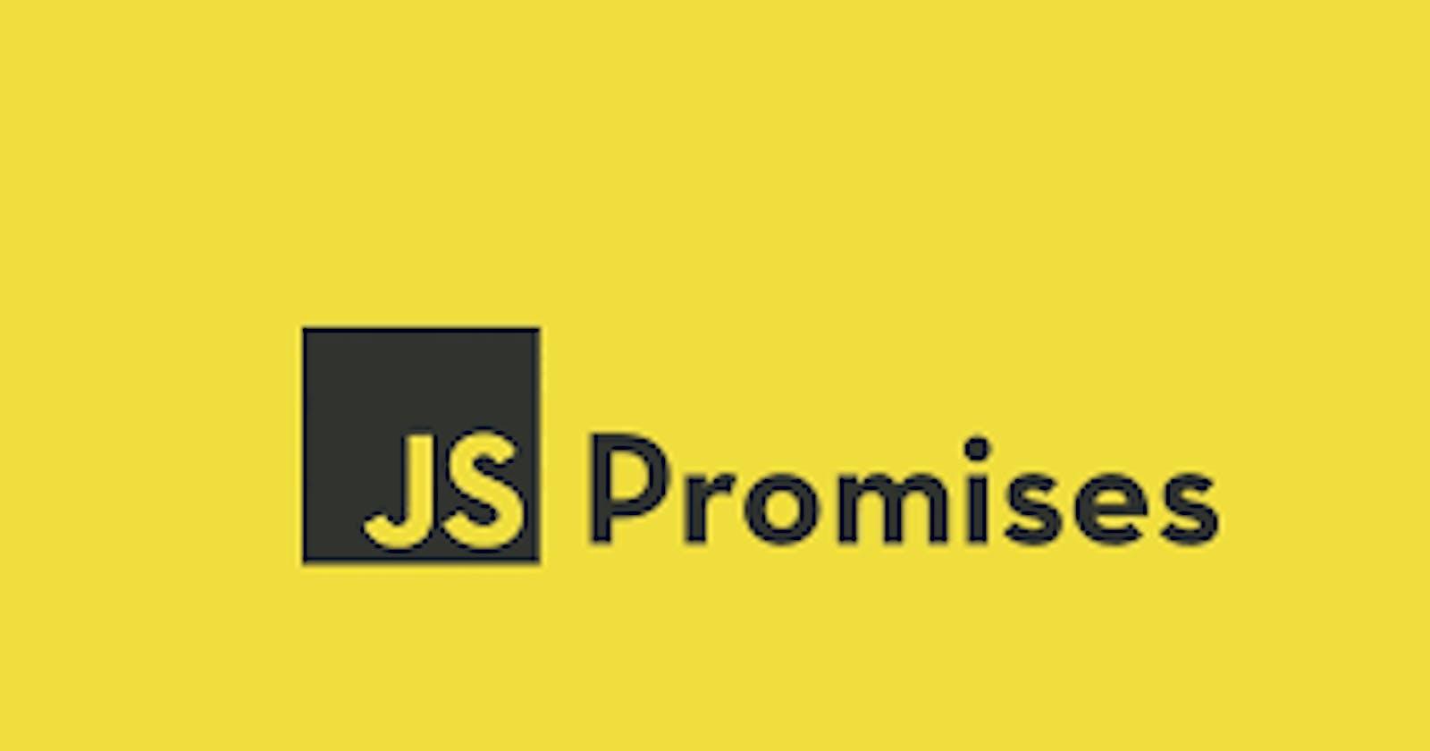 Making Promises in JavaScript
