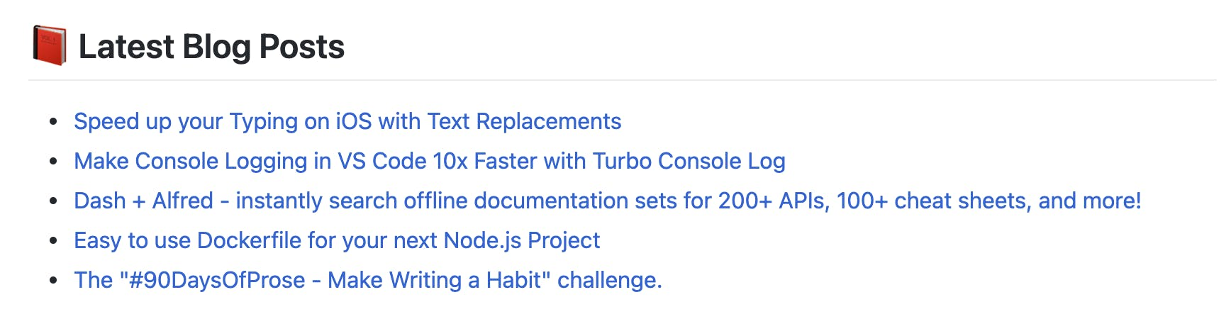 GitHub Action Result
