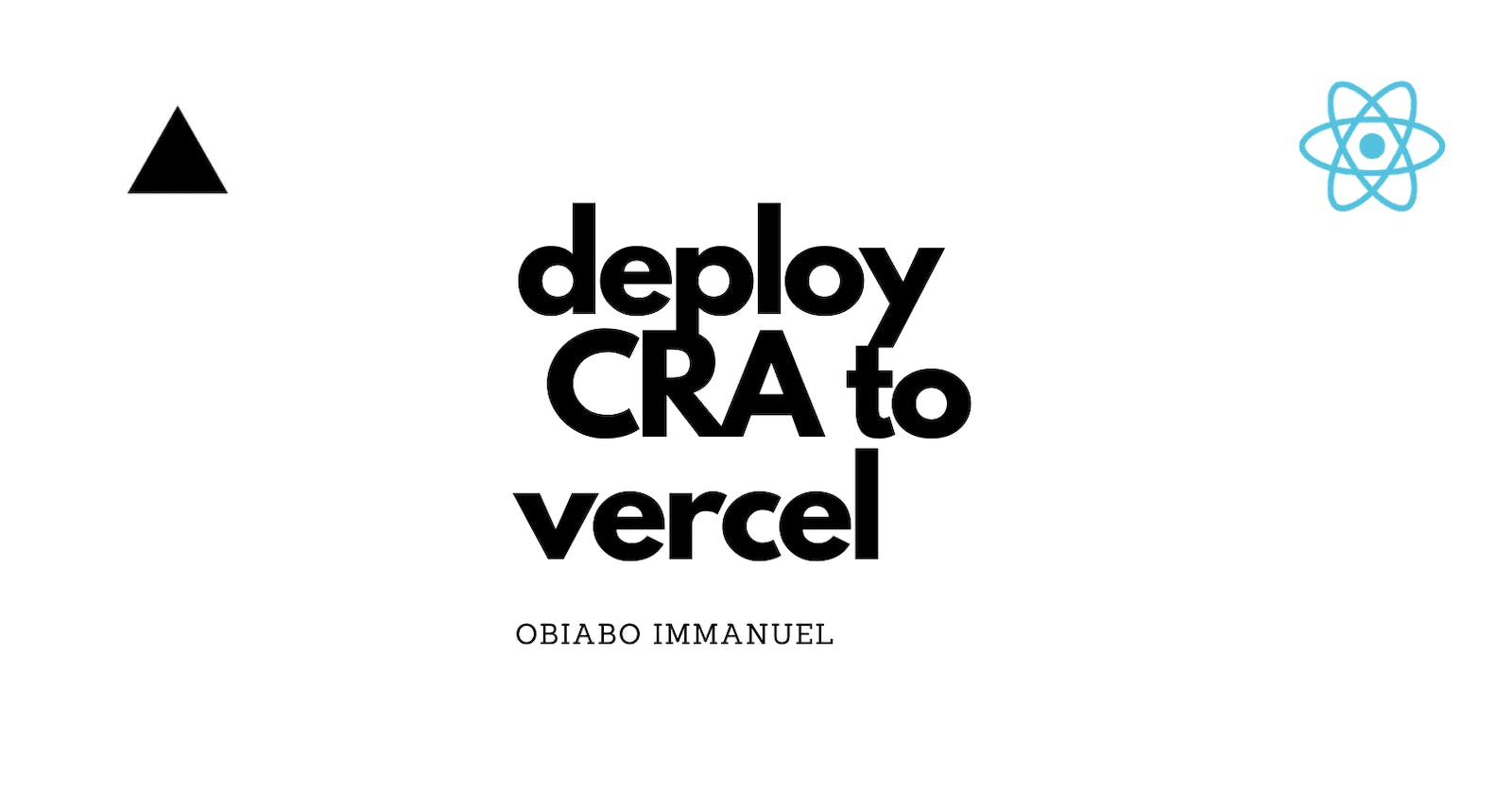 Deploying CRA successfully  to Vercel even with warnings