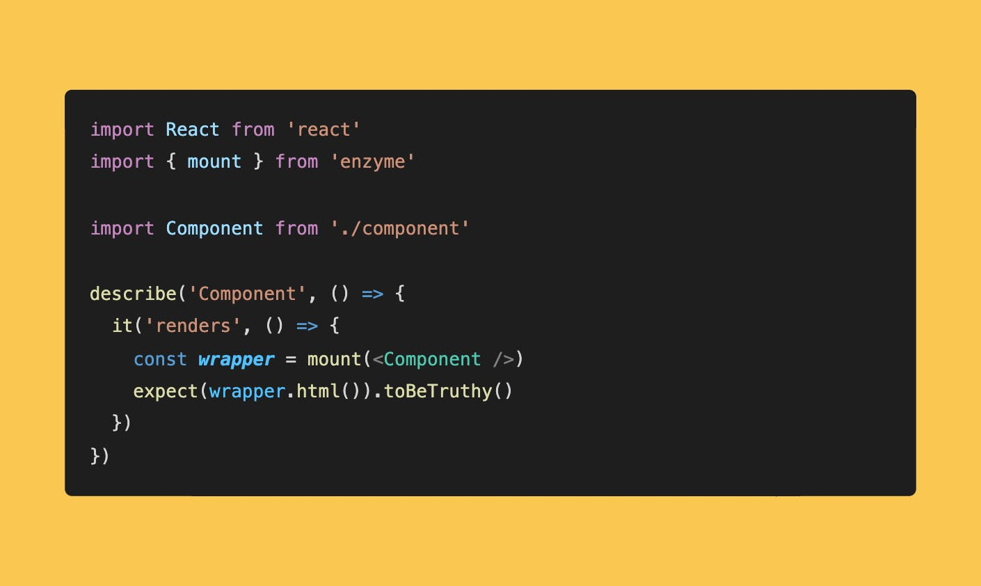 Code Snippet Result