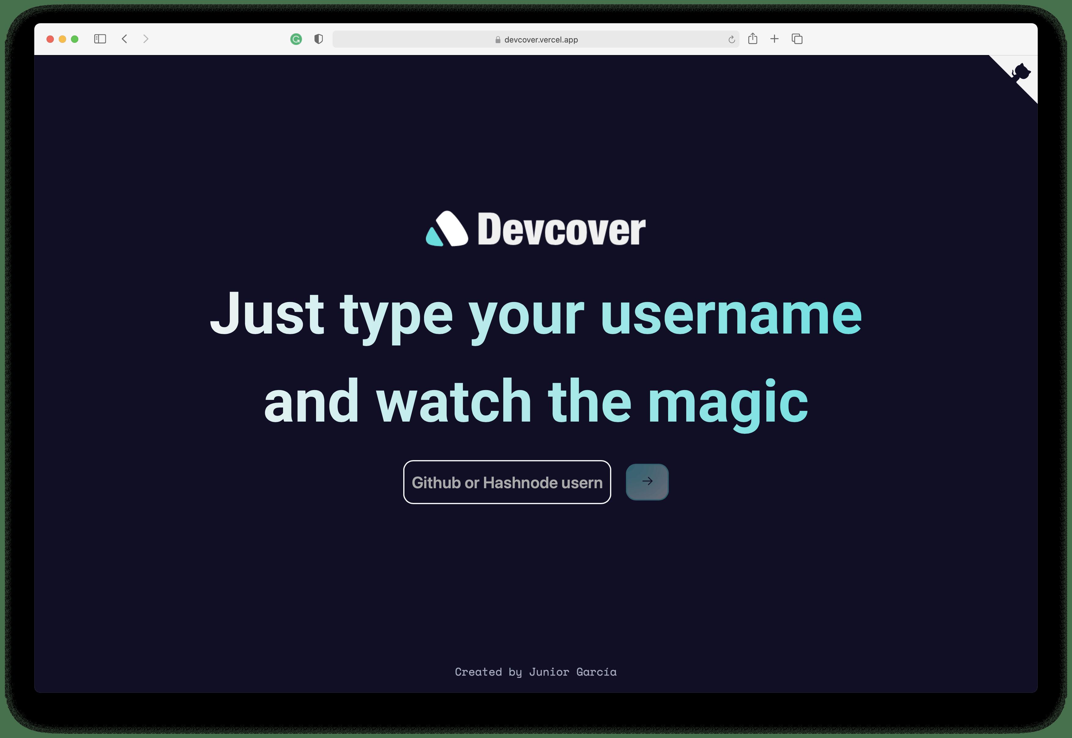Devcover