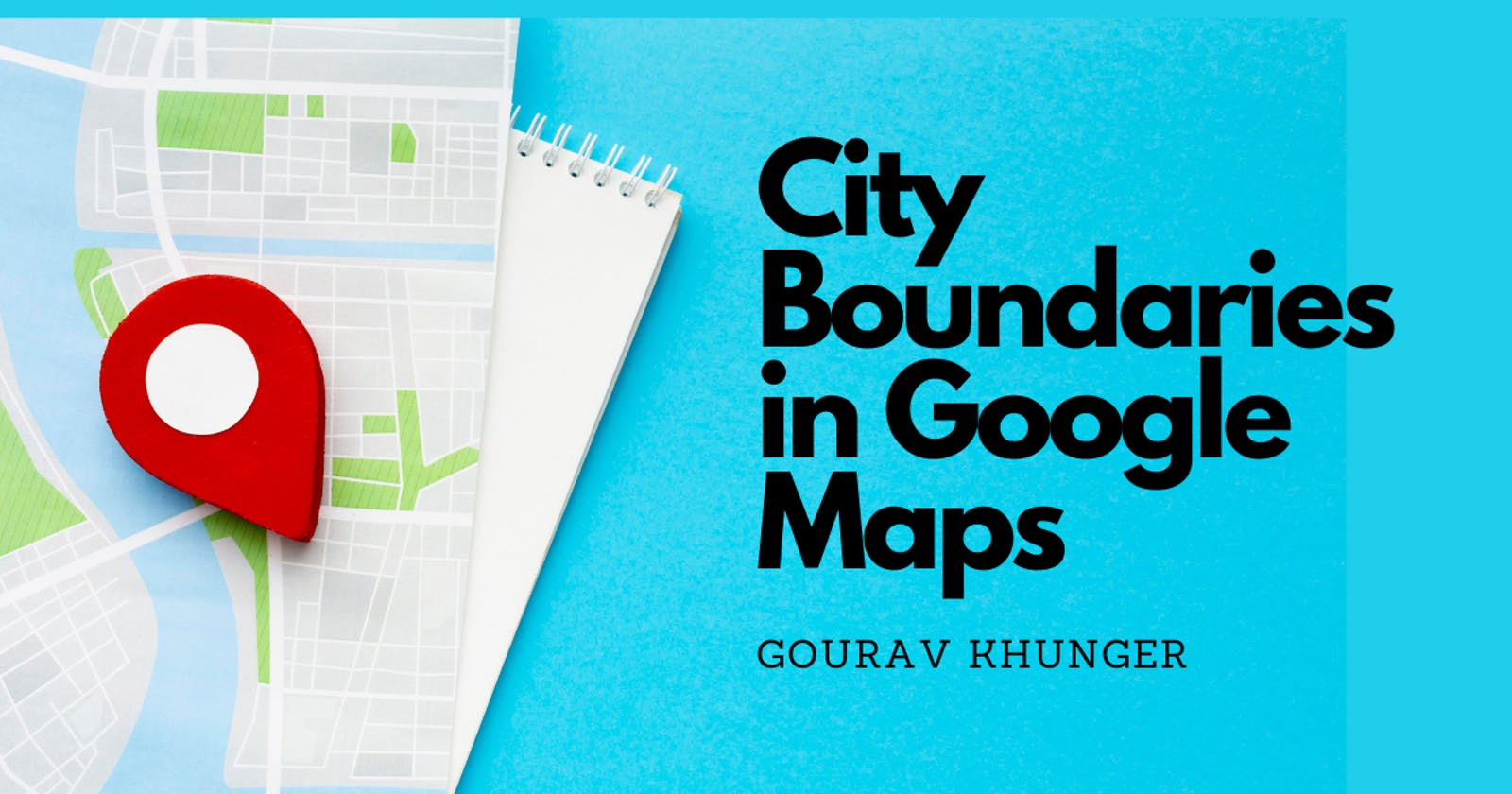 How to Create City Boundaries in Google Maps