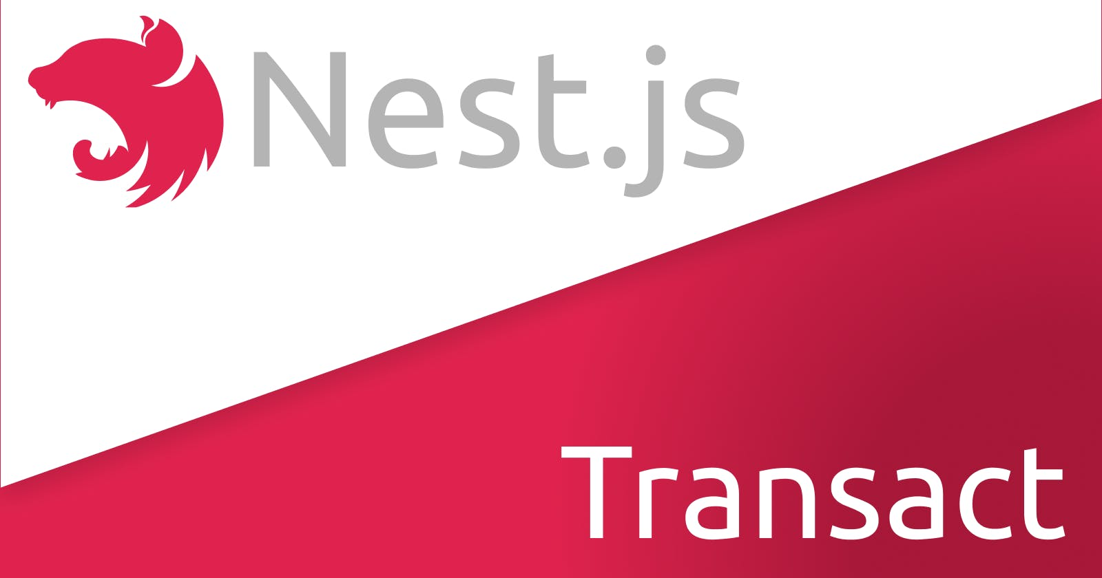 The easiest way to make transactions in Nest.js