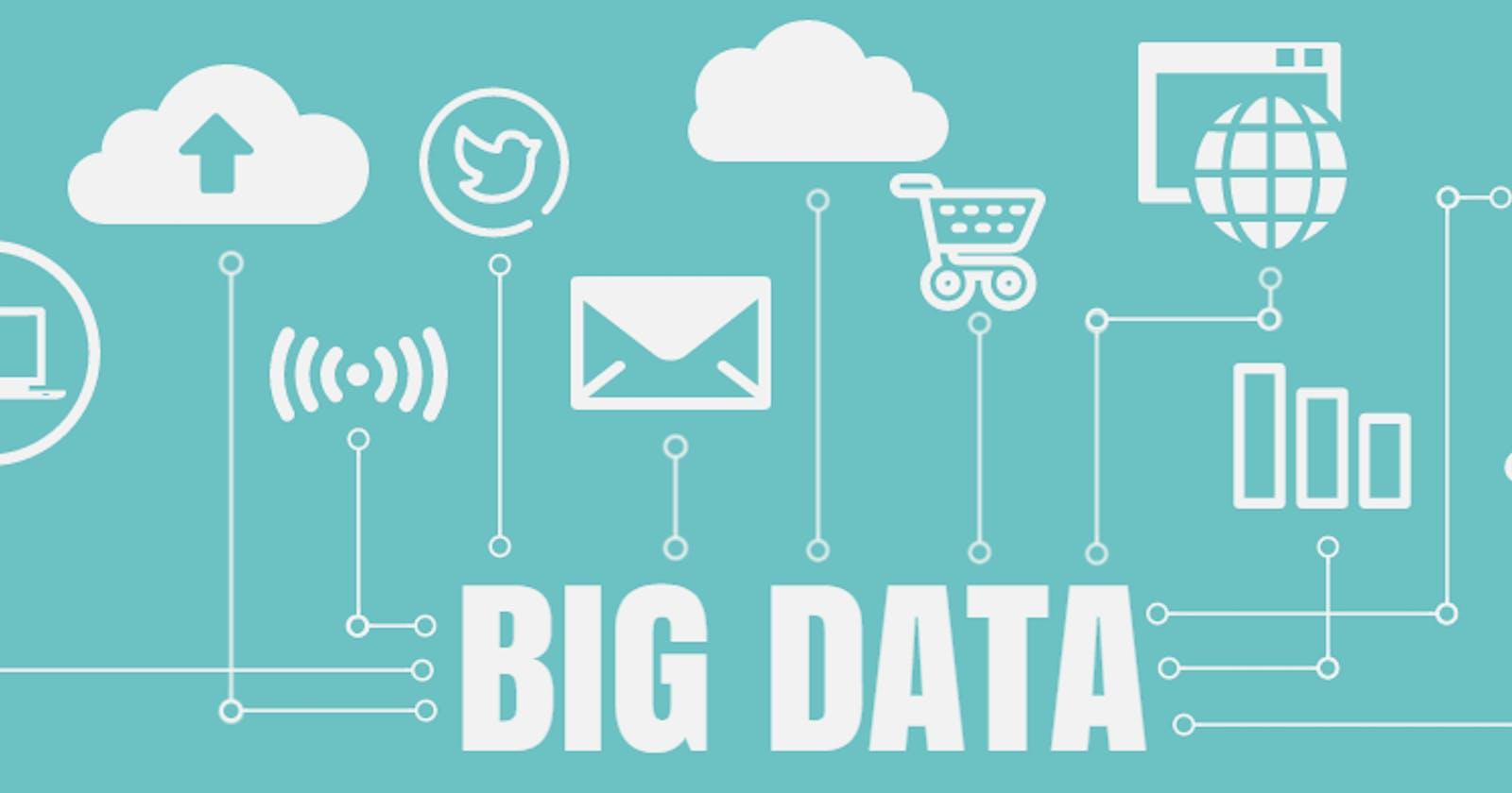 Install Big Data tools ( Hadoop, Spark, ...)