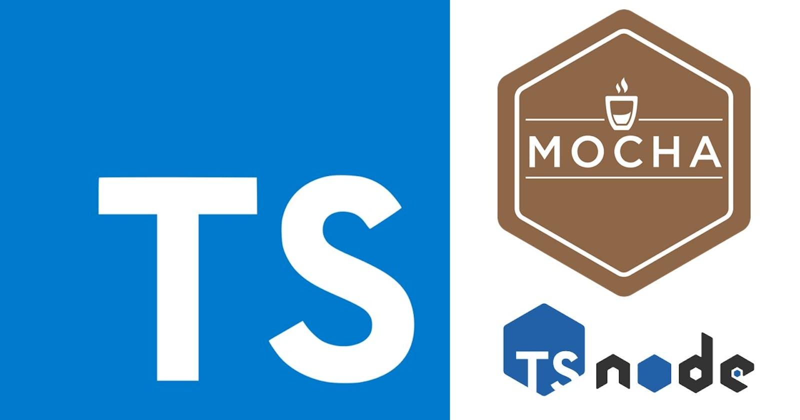 Unit-Testing for your TypeScript Node.js API
