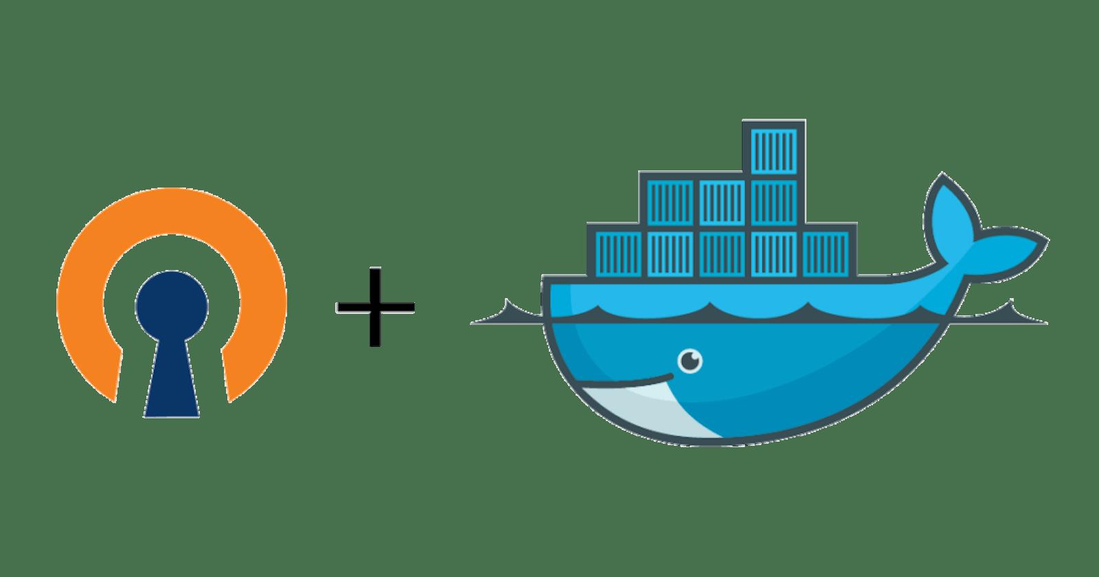 Implement OpenVPN with Docker