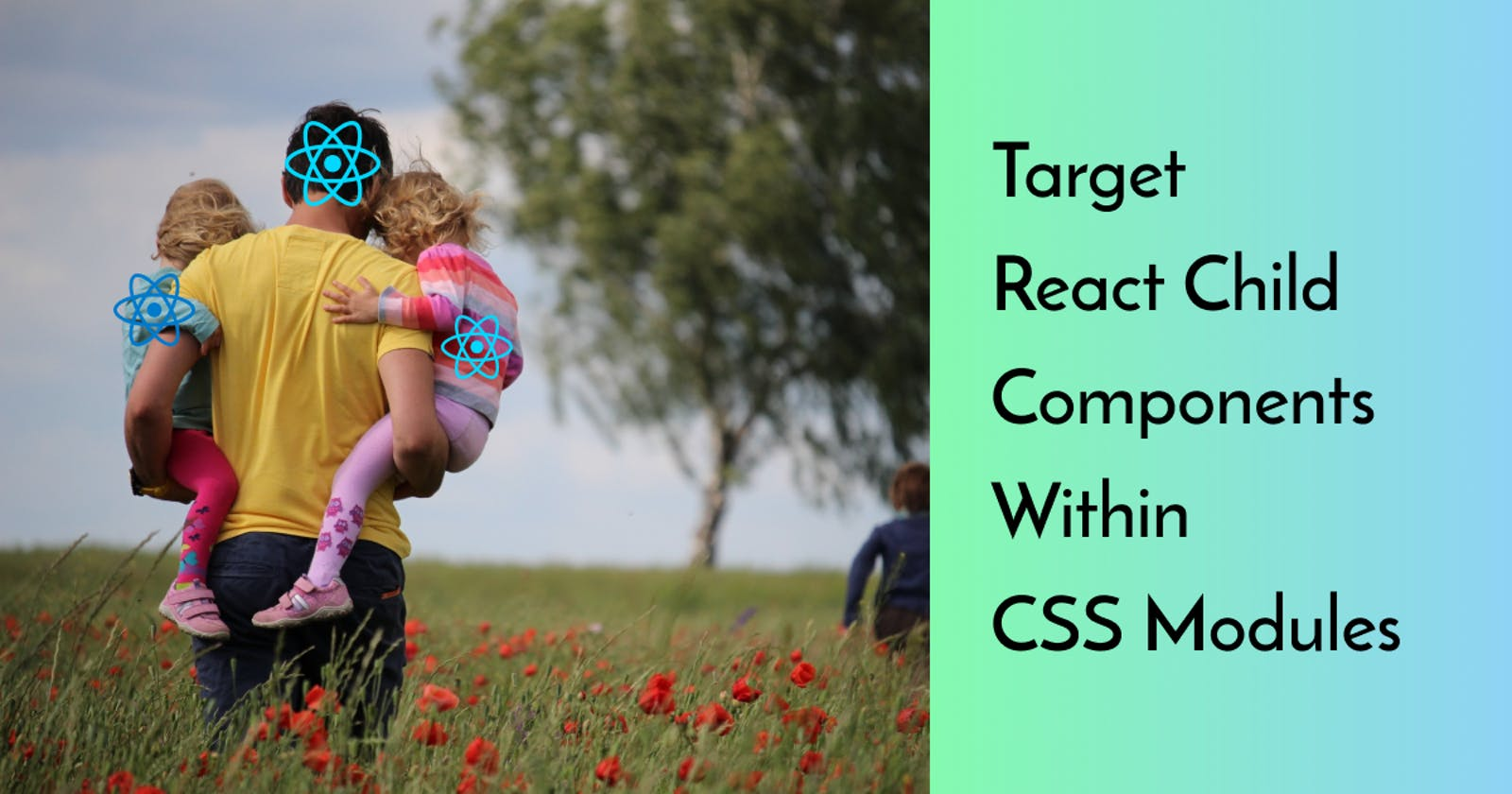 Target React Child Components Within CSS Modules