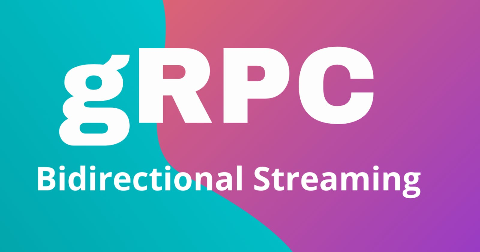CHAT-SERVER using gRPC Bidirectional Streaming