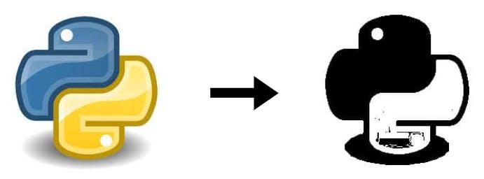 Illustration of Applying threshold to an image using Python OpenCV