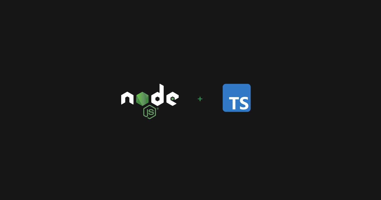 How to set up a simple Node.js and Typescript development environment