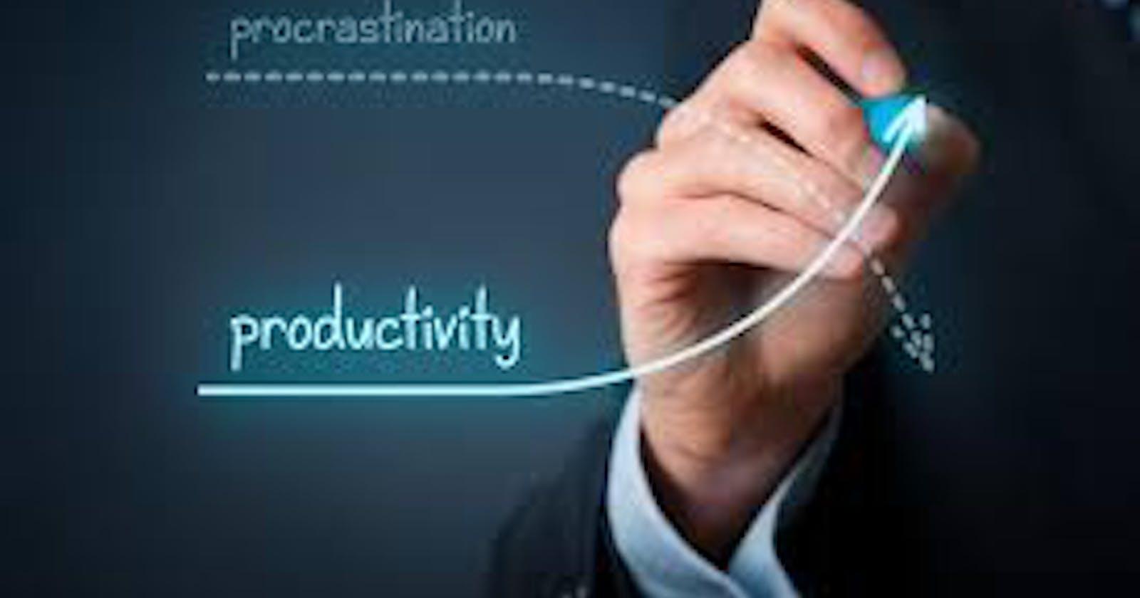 How Do You Stop Procrastination? 👨💻💭