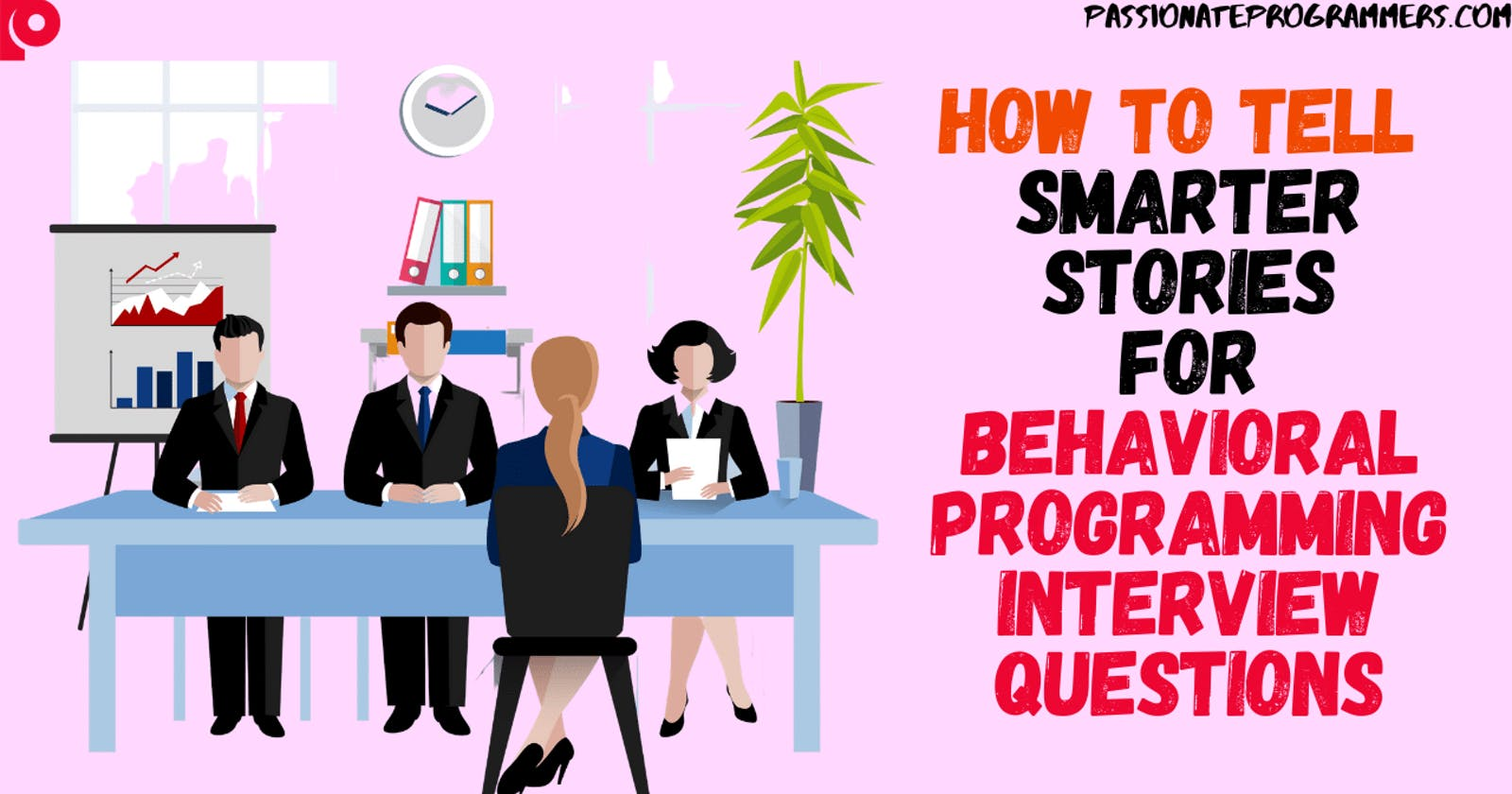Saying Smarter Stories For Behavioral Programming  Interview Questions