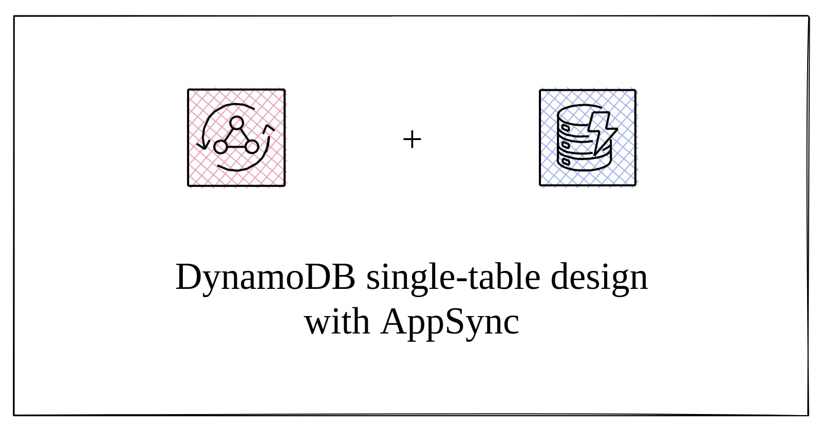 How to use DynamoDB single-table design with AppSync