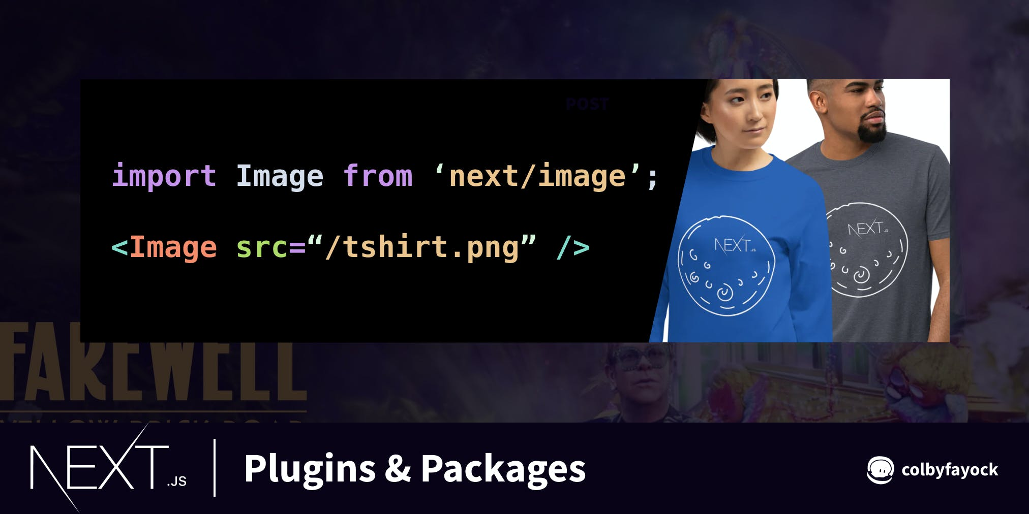 Plugins & Packages