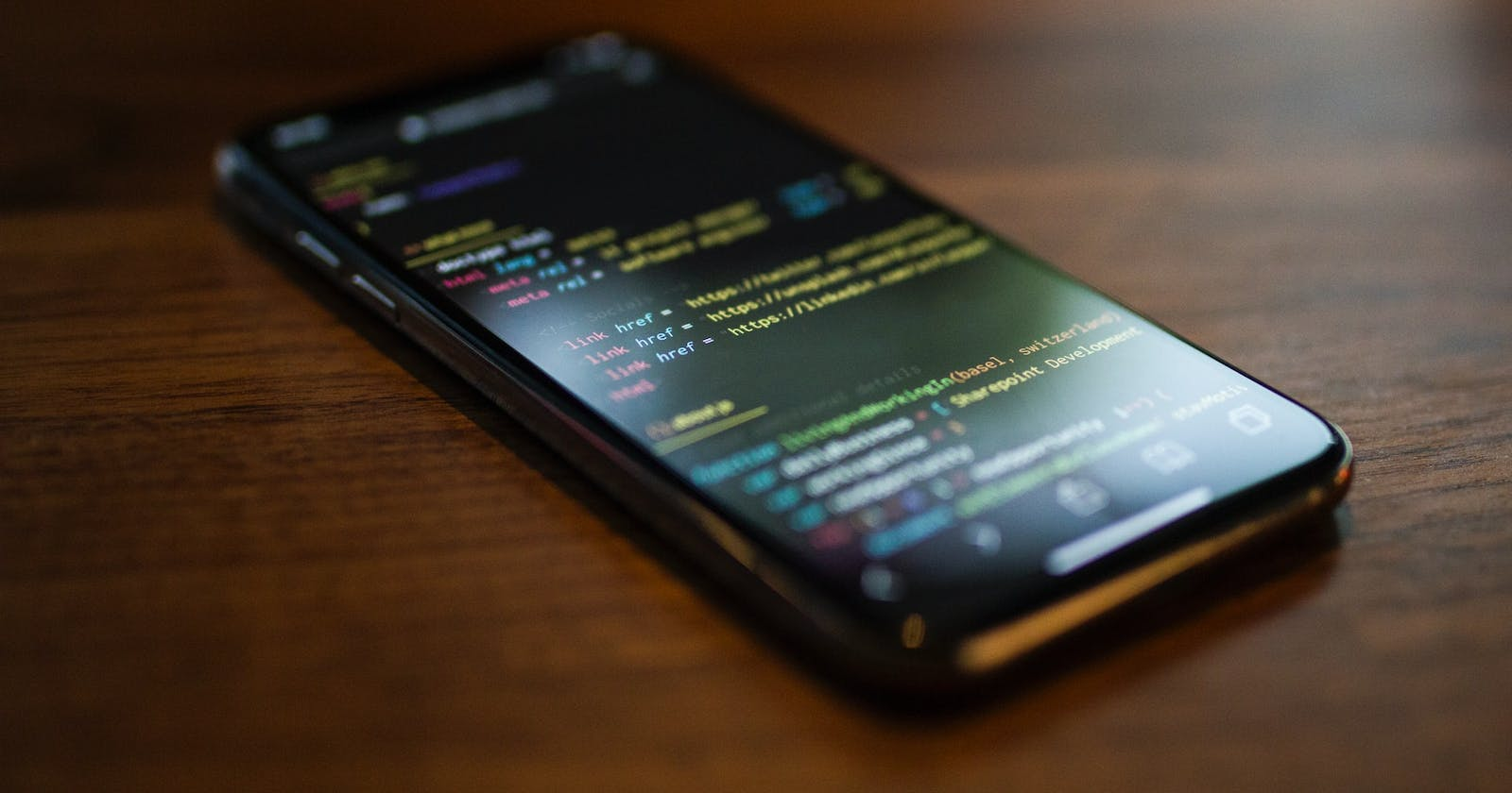 Learning web development on your android device: starter kit