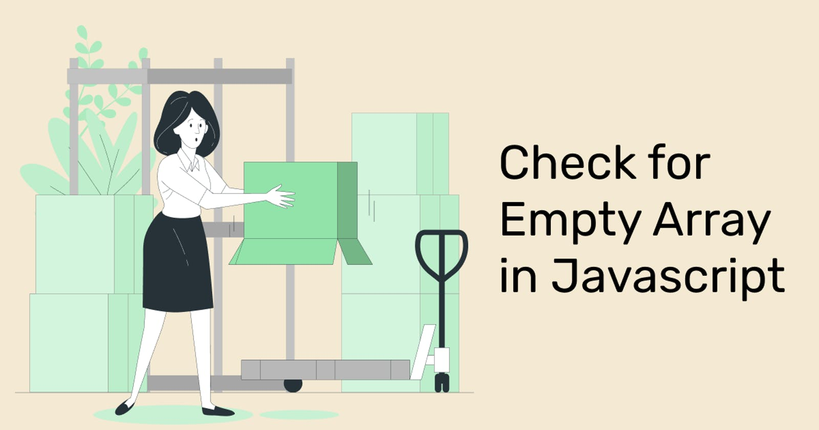 Check for Empty Array in Javascript