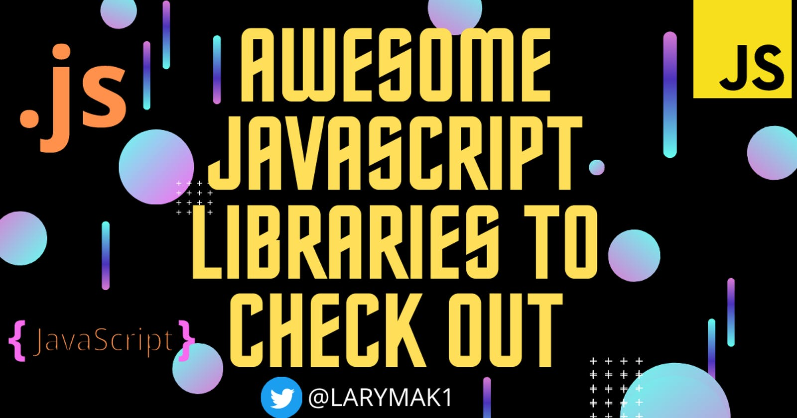 Awesome JavaScript Animation Libraries To Check Out.