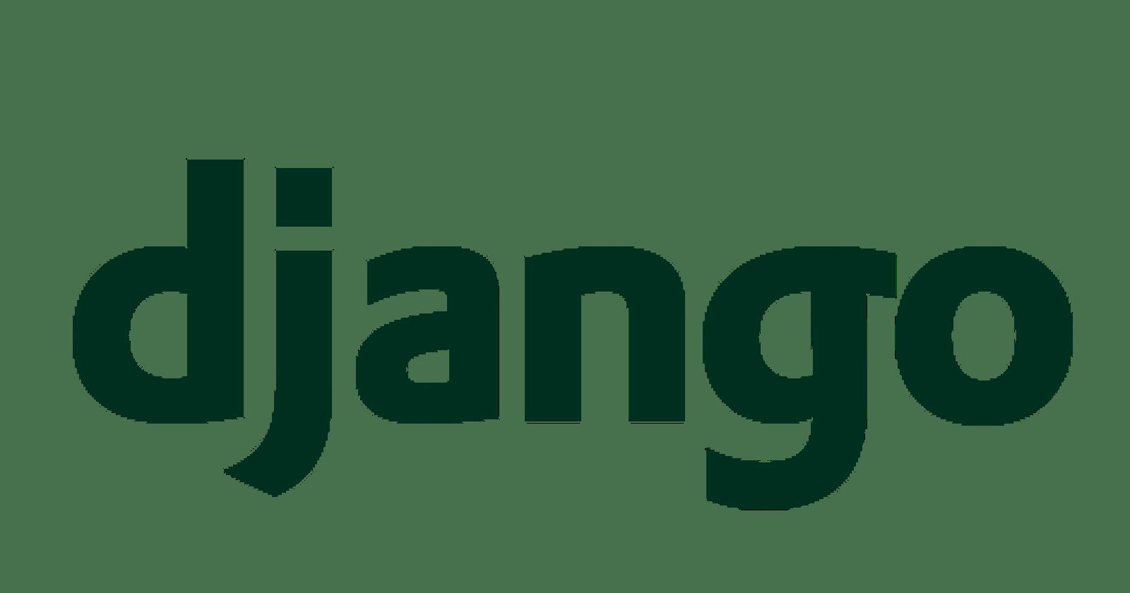 First steps with Django - Part 3