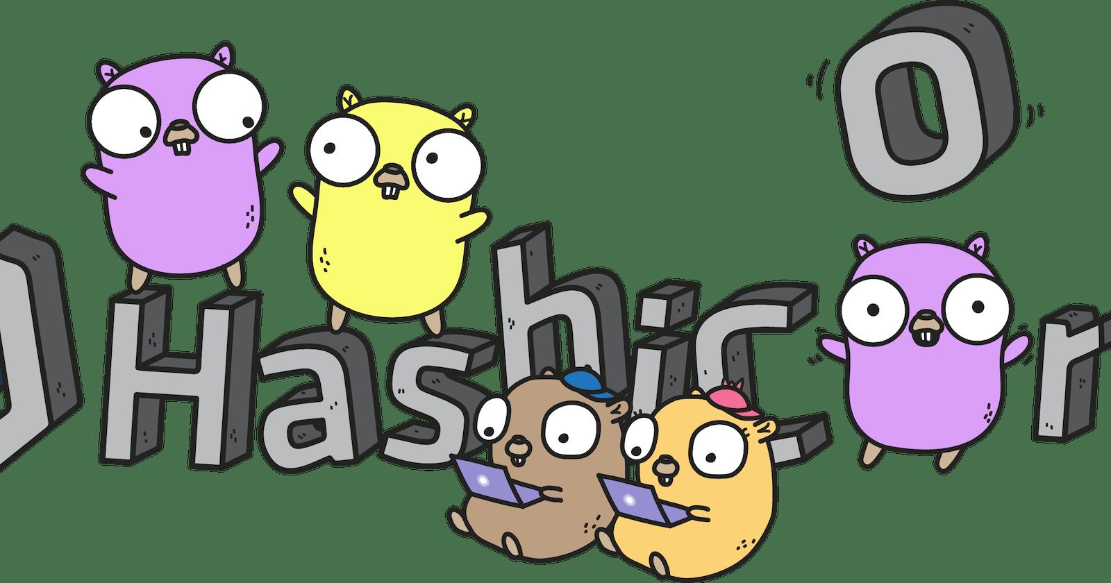 I am joining HashiCorp