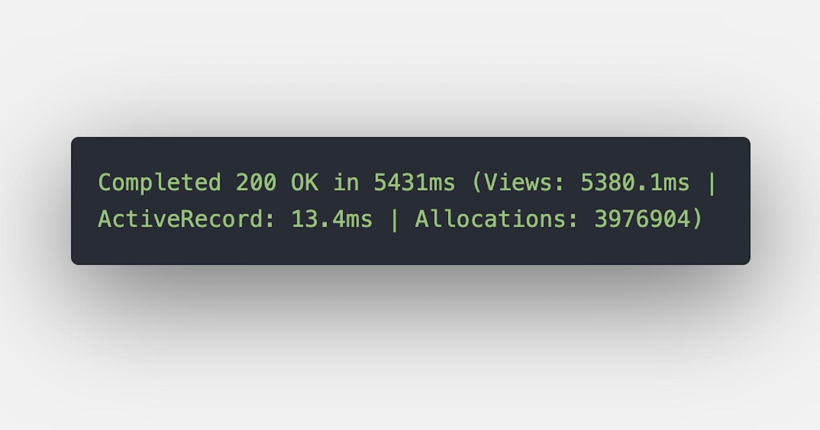 Rails Webpacker inline_svg performance issue