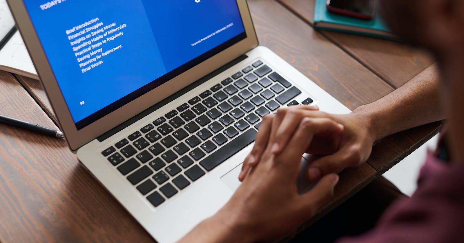 Preparing an Online Dev Workshop