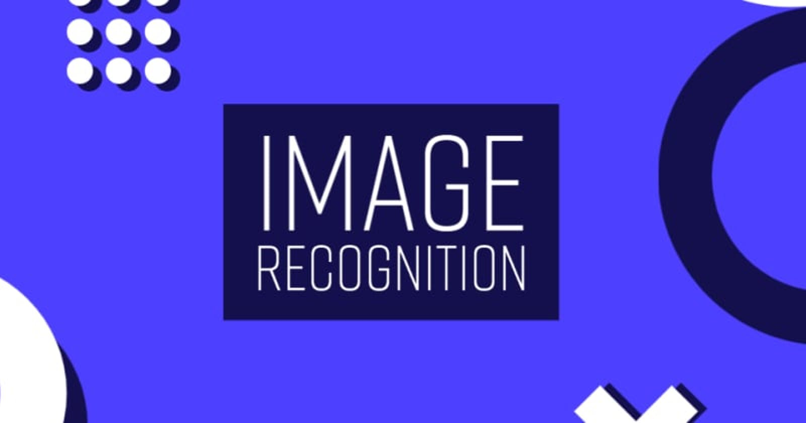 Image recognition with TensorFlow.js