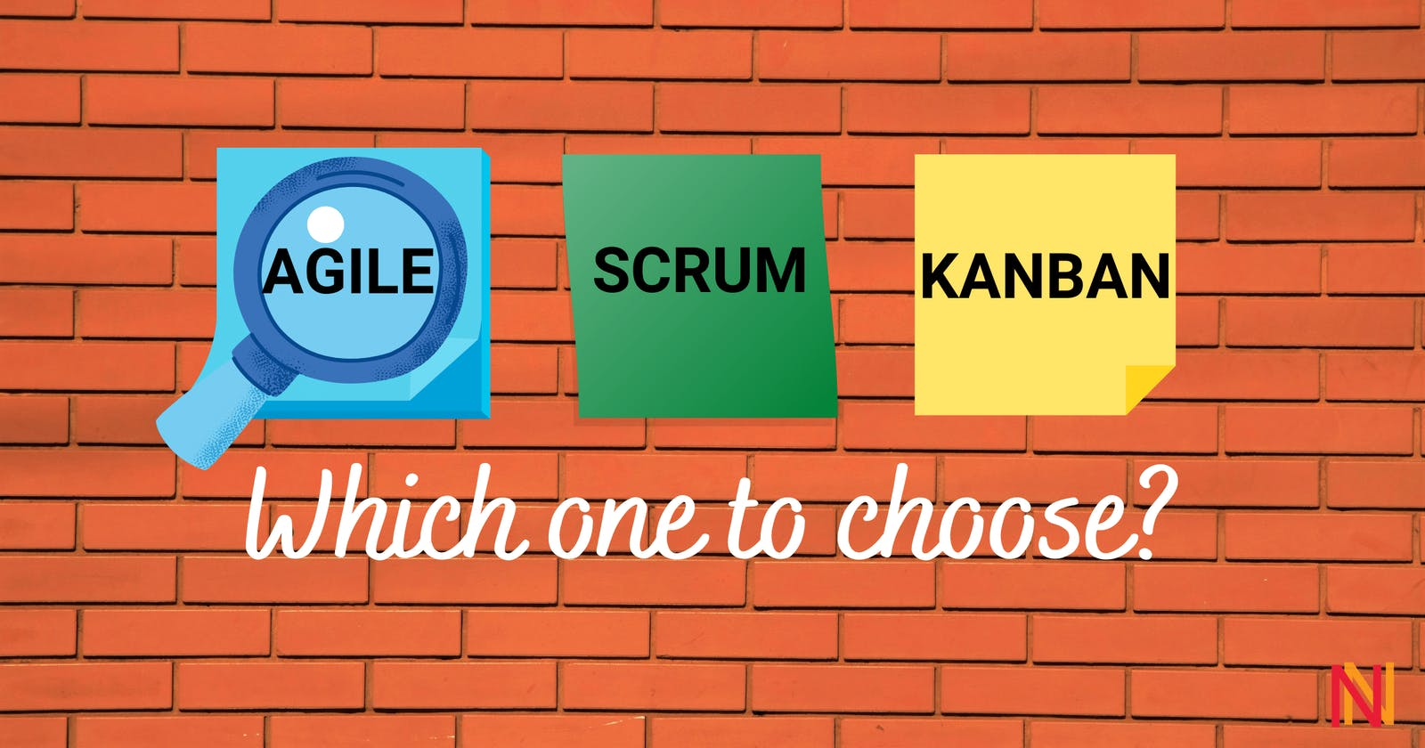What does Agile, Scrum & Kanban mean?