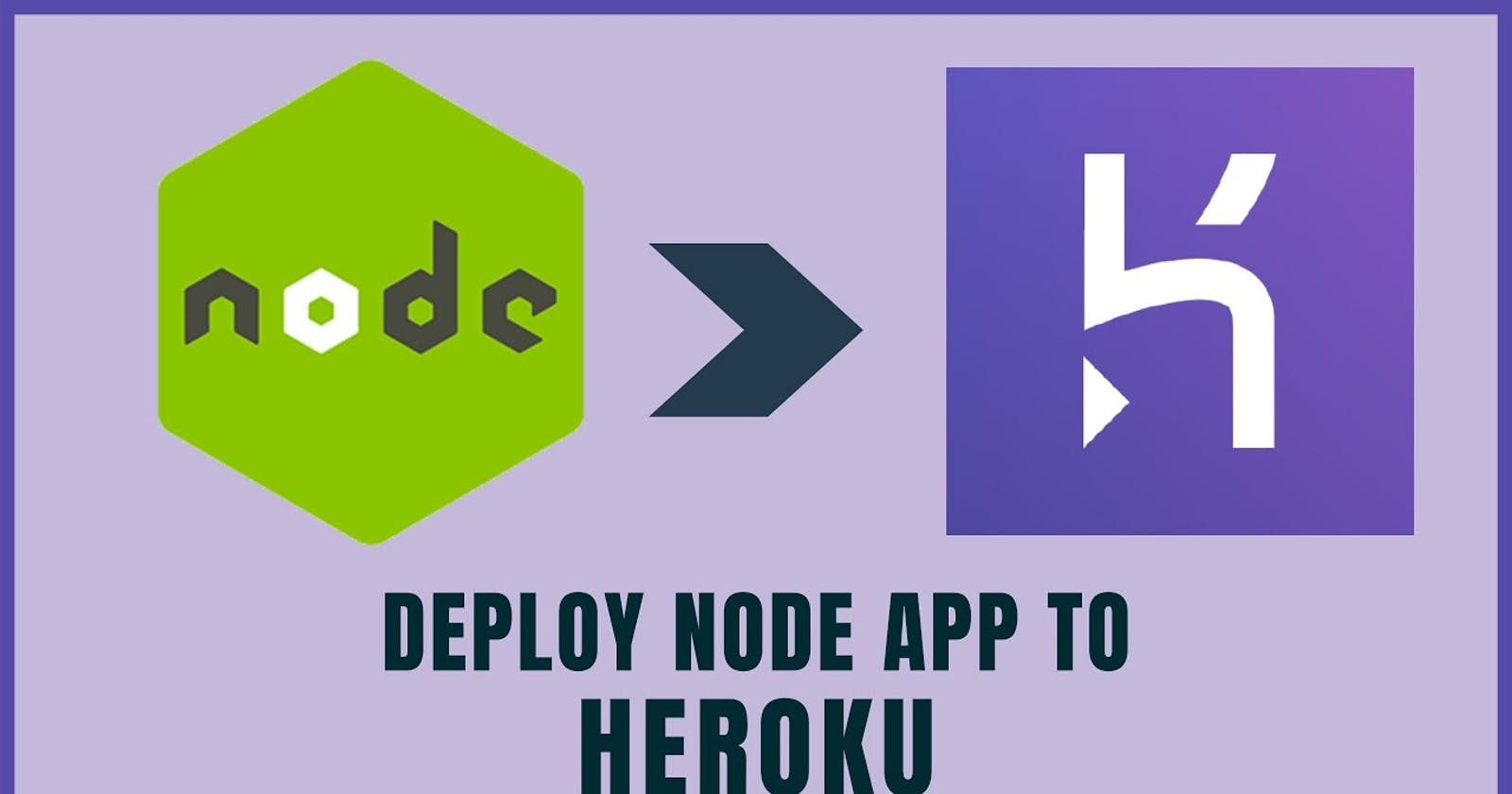 Hosting NodeJs Application on Heroku Platform using Heroku CLI