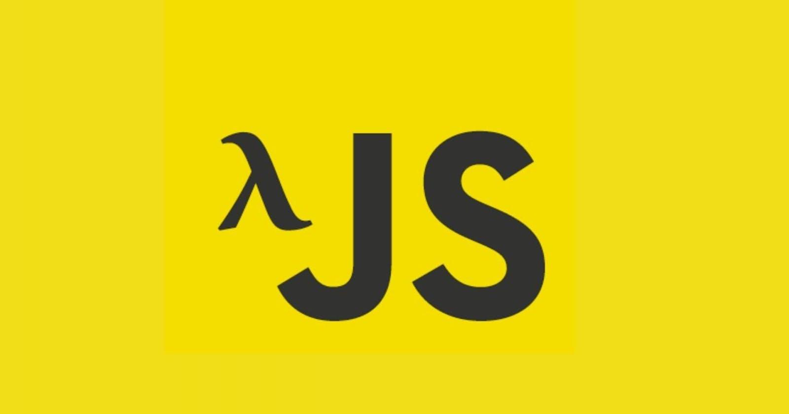 Fundamentals of Functional JavaScript