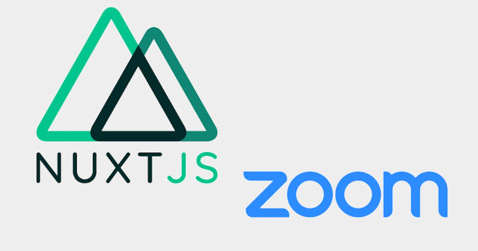 Zoom OAuth with a NuxtJS App, Part 1