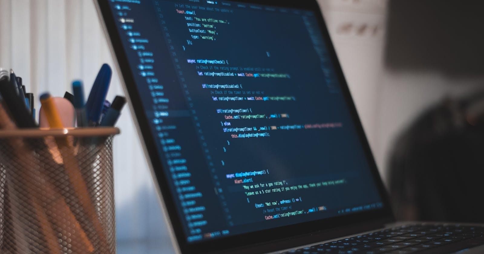 Web development technologies I want to learn in 2021